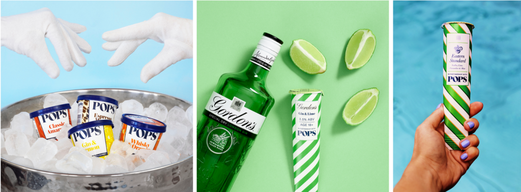 World Gin Day - POPs gin products